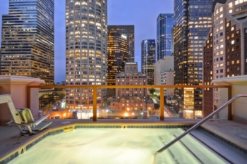 Hilton Hotel Near Hollywood Walk Of Fame