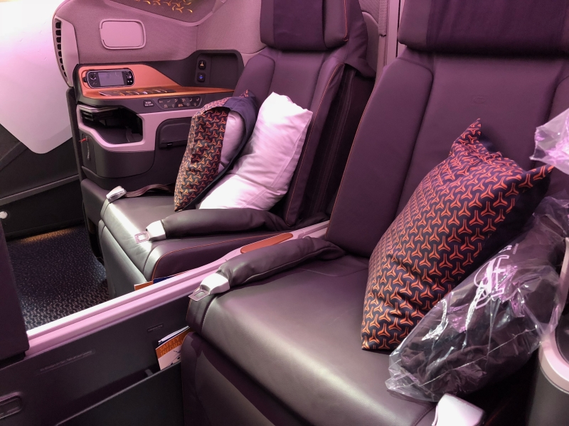 Singapore Airlines new A380 First Class suite review