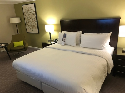 Marriott Manchester Airport hotel review