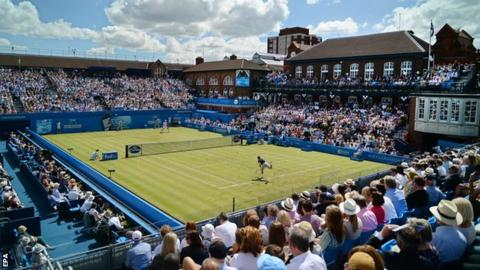 Bits Queens Club Tennis With Emirates Access Some
