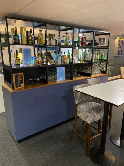 Spitfire Lounge Southampton Airport review