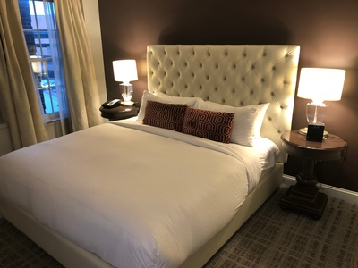 Review The Graham hotel Georgetown Washington DC
