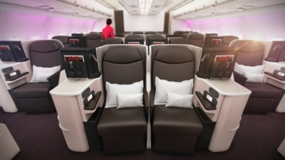 Virgin Atlantic A330-200 Upper Class refurbishment