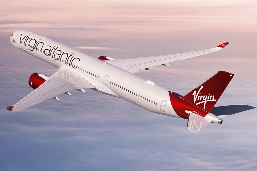 Virgin Atlantic A350 new Upper Class suite