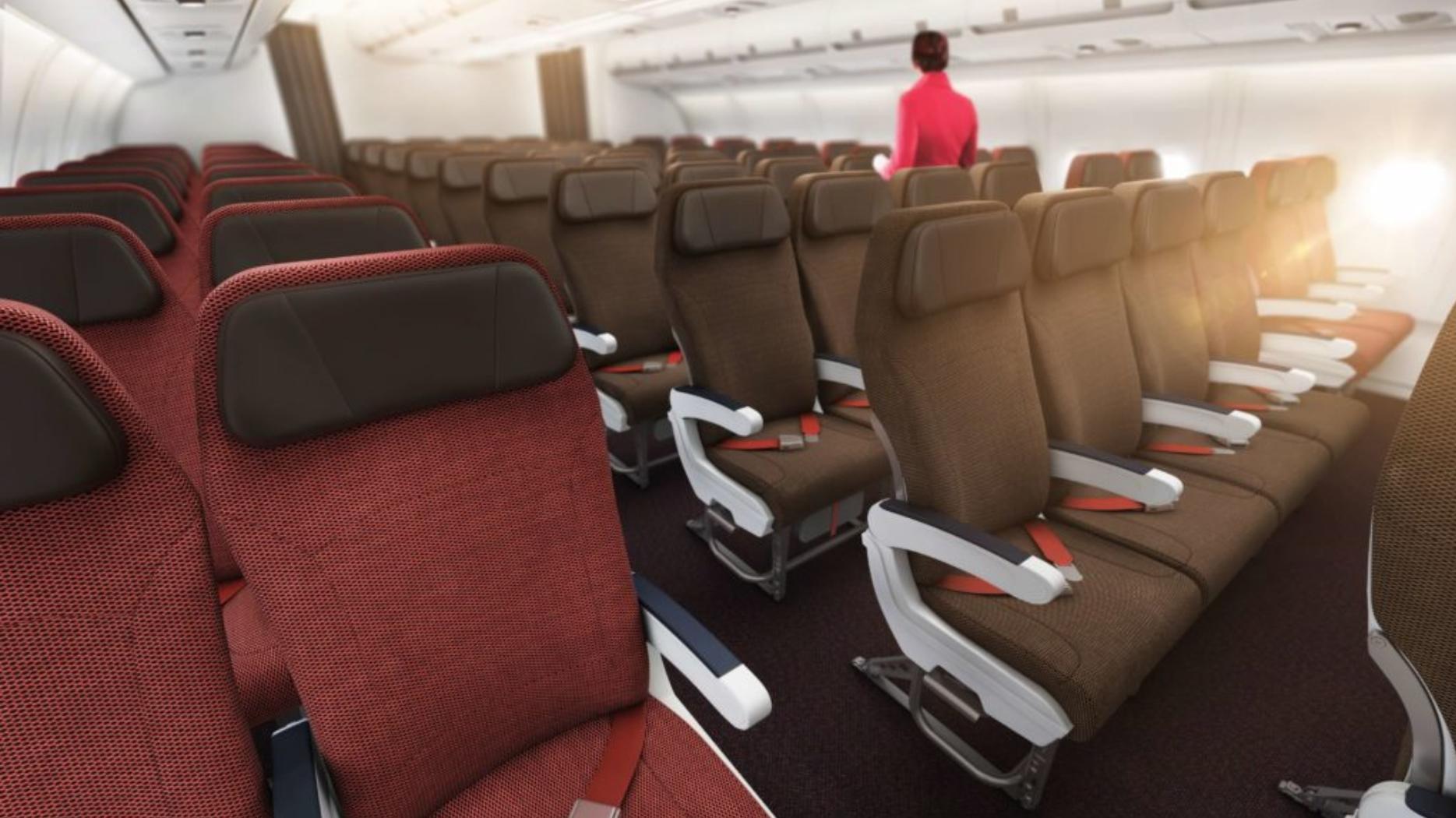 Virgin Atlantic A330-200's unveiled – using old Air Berlin