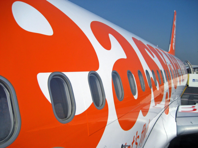 Redeeming Emirates Skywards miles on easyjet