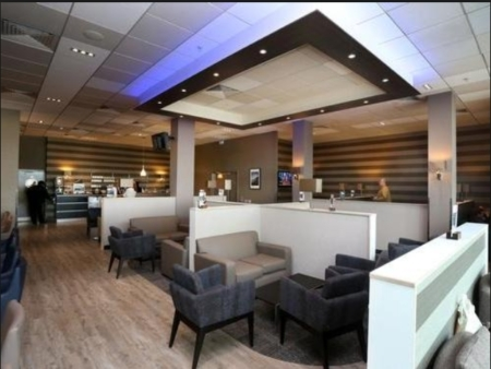 Aspire Lounge Belfast City Review