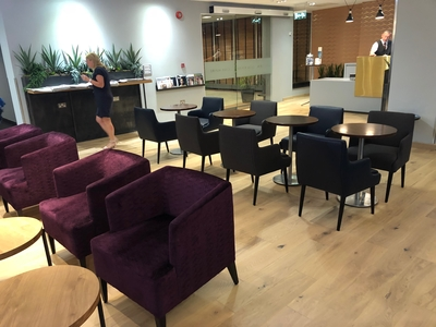Review Club Aspire lounge London Gatwick North terminal