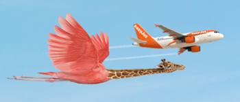 EasyJet Hands Free with 3 mobile