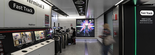 Heathrow Airport selling Fast Track security access