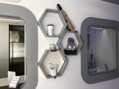 Yotel Gatwick aiport review
