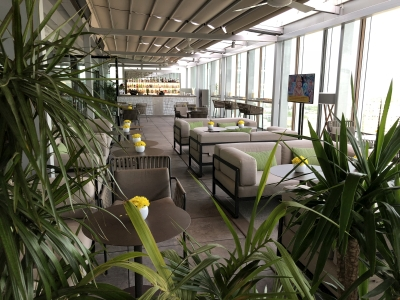 Review of The Level at Melia Barcelona Sky hotel