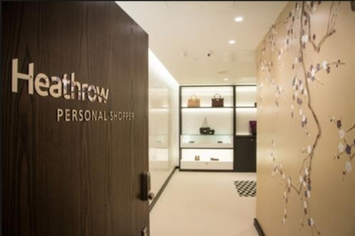 Heathrow Airport Personal Shopper review