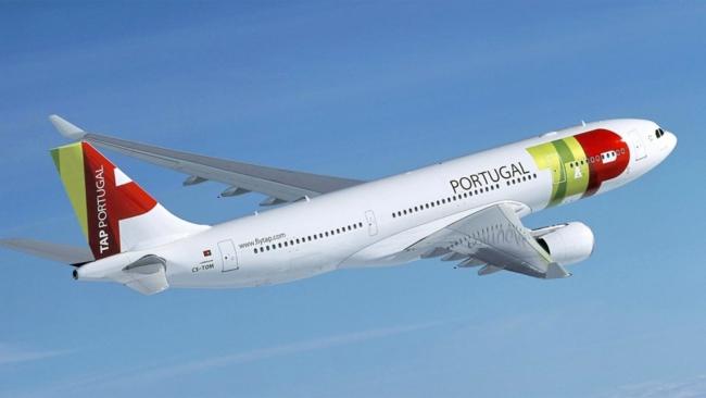 Review TAP Portugal A319 short haul business class