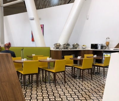 Pearl Lounge Marrakech Airport