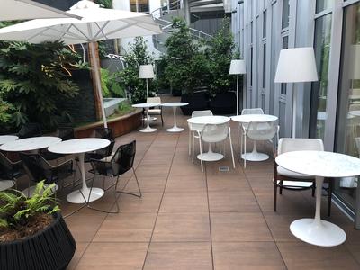 Renaissance Paris Republique hotel review
