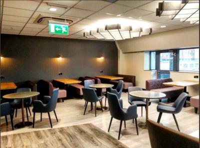 new aspire lounge birmingham