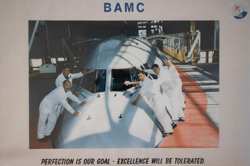 BAMC 25 years