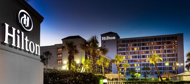Hilton weekends sale