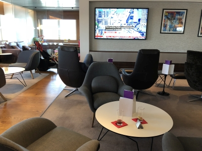 Virgin Atlantic Clubhouse Heathrow T3 review
