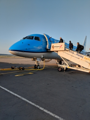 Aspire lounge Humberside Airport review