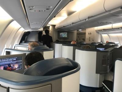Delta One Review London Atlanta