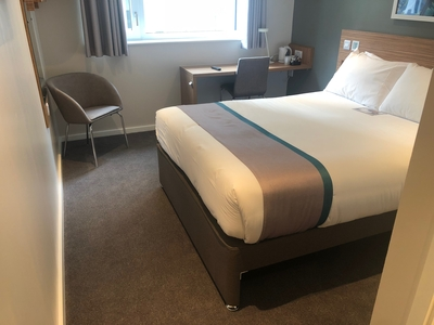 Travelodge PLUS London City review