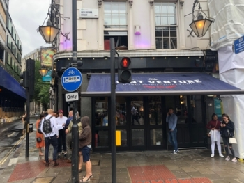 The Joint Venture pub Virgin Delta