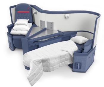 Delta One Review London Atlanta