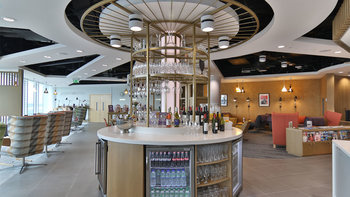 1903 lounge Manchester Airport