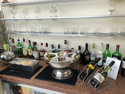 BA lounge Jersey airport review