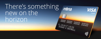 MBNA Horizon launched as replacement for airline cards