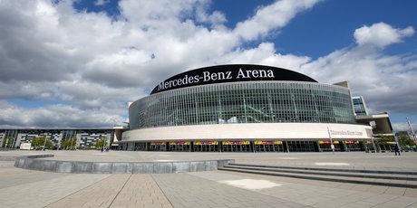 Mercedes Benz Arena Berlin Marriott Moments concerts