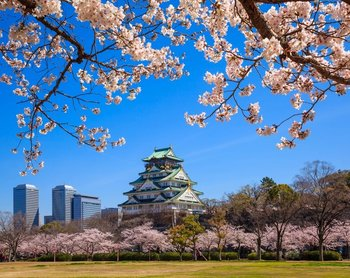 British Airways launches flights to Osaka
