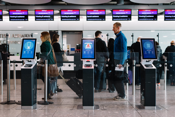 British Airways car connections for late arrivals