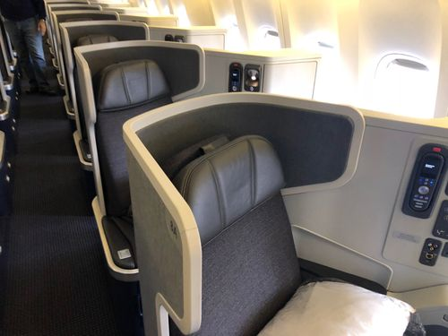 Review Of American Airlines Business Class On Boeing 777