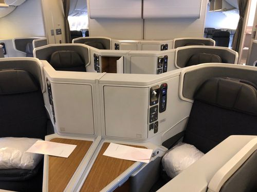 Review Of American Airlines Business Class On Boeing 777 300
