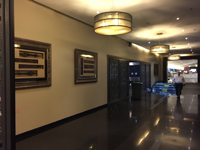 Review of the Malaysian Airlines Golden Lounge Satellite