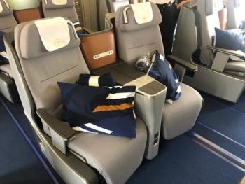 Lufthansa business class deals