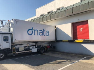 Prague airline catering facility dnata