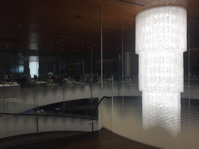Review of the Al Mourjan Business Lounge, Doha
