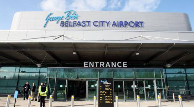 Flybe special offer at Belfast City Airport