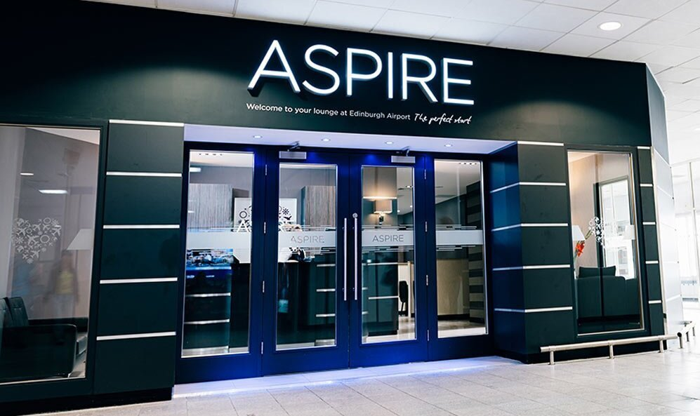 Club Aspire lounge Gatwick South now open