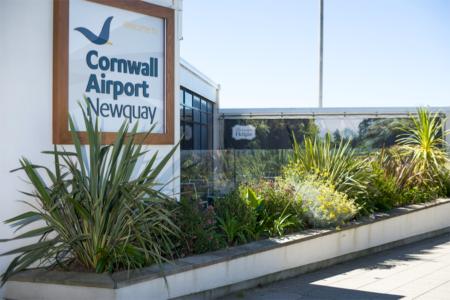 Cornwall Airport Newquay