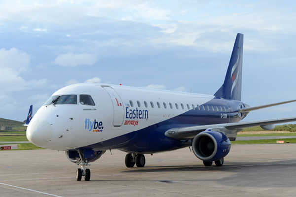 Eastern Airways launches Newcastle to London City
