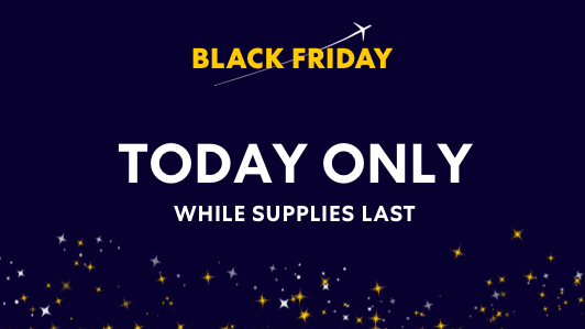 Expedia Black Friday deal
