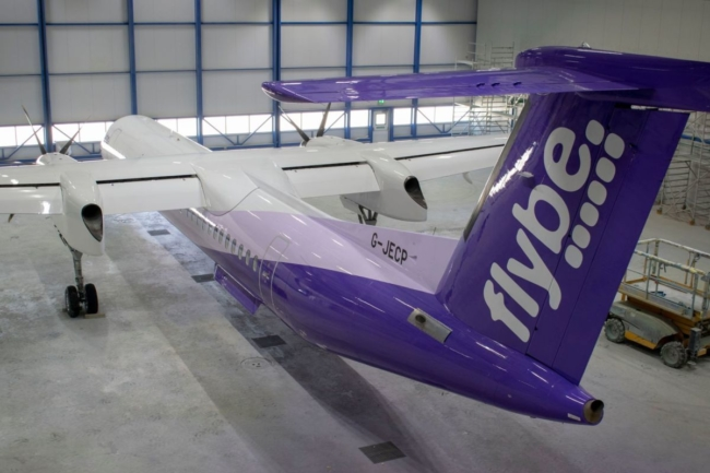 Flybe is coming back in 2021