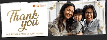 5000 free IHG Rewards Club points with Home With IHG