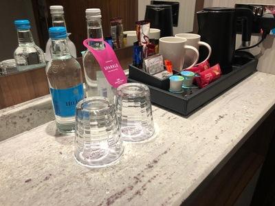 crowne plaza heathrow t4 room amenities