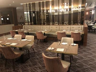 crowne plaza heathrow t4 restaurant dining